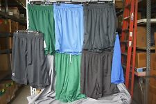 COACHING SHORTS  Tricot MESH w/ POCKETS A-4, Intensity, Bike or Russell **NEW**