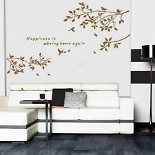 Tree Branches Birds Art DIY Removable Vinyl Wall Stickers Decal Mural Home Decor
