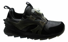 Puma Disc Swift Tech Mens Black Trainers (356904 02 WHD)