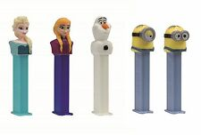Personaje-Disney Frozen Despicable Me Minions Pez jefes sweets/candy Dispensador