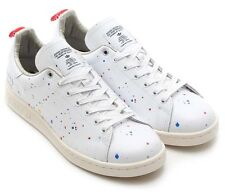Adidas Originals BW Stan Smith Trainers D65674 Mens Shoes White Leather Rare @