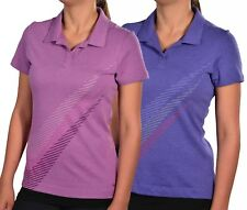 Nike Women's Dri-Fit Sports Swoosh Golf Polo Shirt