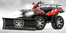 """Cycle Country 60"""" Poly XT Blade Plow Kit Suzuki 05-07 Eiger 400"""