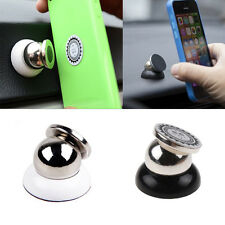 New Universal Magnetic Car Mount Kit Sticky Stand Holder For Various Smart Phone
