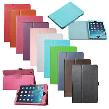 Slim Flip Magnetic PU Leather Smart Stand Case Cover for Apple iPad Mini 1 2 3