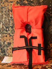 CHILD, YOUTH,Or ADULT Type II Life Vest Orange