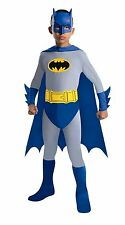 Batman The Brave and the Bold Child Costume Small Medium Large