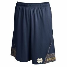 Under Armour Notre Dame Fighting Irish Navy Blue SMU Tech II Performance Shorts