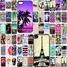 Hot New Pattern Hard Back Case Cover For iPhone 5 5S 5C  Iphone 6 6plus 4 4s UK5