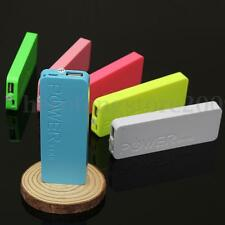 5600mAh Portable Cellphone External Battery USB Charger Power Bank For iPhone 6