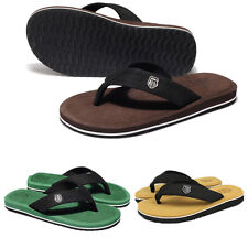New Men's Summer Sport Casual Slippers Beach Flip Flops Slippers Sandals Shoes
