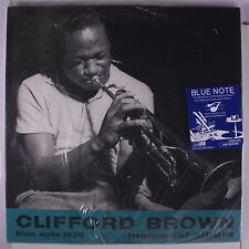 CLIFFORD BROWN: Memorial Album LP Sealed (2 180g 45rpm HQ discs) rare Jazz