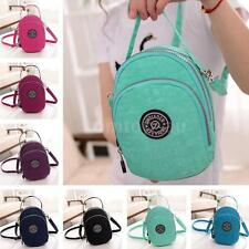 Popular Women Shoulderbag Zip Crossbody Teens Bag Handbag Purse Tote Satchel