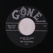 CHANNELS: Altar Of Love / All Alone 45 Vocal Groups