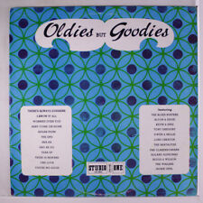 VARIOUS: Oldies But Goodies Vol. 2 LP (Jamaica, slight cover wear) Reggae