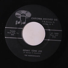 NONCHALANTS: Honky Tonk Joe / A Shephard Boy And His Girl 45 Rockabilly