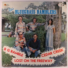BLUEGRASS RAMBLERS: The Bluegrass Ramblers LP (shrink) Bluegrass
