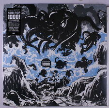 VARIOUS: Sub Pop 1000! LP Sealed (limited edition colored vinyl, w/ MP3 downloa
