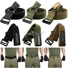 Belt Military Gun Belt BlackHewk CQB Rescue Riggers Tactical Rappelling Belts