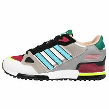 Adidas Originals ZX 750 Grey Red Green Mens Retro Classic Running Shoes Sneakers