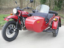 Ural Tourist Sidecar Outfit NEW