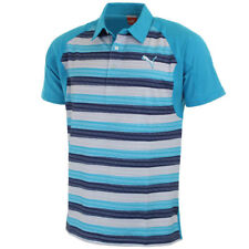 45% OFF RRP Puma Golf Mens GT Glitch Stripe Golf Polo Shirt 568719 CoolCell