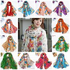 new16 color Women cotton Scarf Wraps Shawl Stole Soft Scarve Flower Super Shawls
