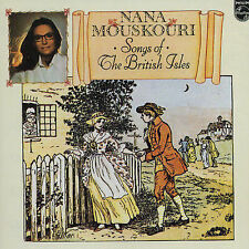 Songs of the British Isles by Mouskouri, Nana