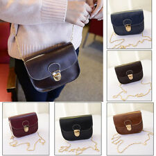 Fashion Women Leather Handbag Crossbody Shoulder Bag Tote Messenger Mini Bags
