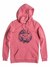 NEW ROXY WOMENS YOUR SMILE ROSE PINK HOODIE/HOODED TOP/HOODY 5W/3151/MLZO