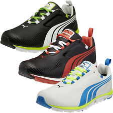 Puma Golf Mens Faas Lite Spikeless Lightweight Waterproof Golf Shoes 186742