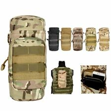 Tactical Molle Military Utility Gadget Water Bottle Carrier Magazine Pouch Bag