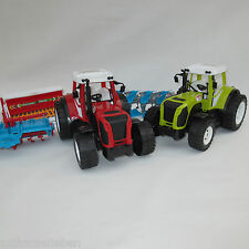 Tractor Maschine Far Bulldog Tractor Plough Seeder Spindle Moulding Machines
