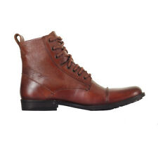Levis Maine Lace Up Mens Footwear Shoe - Light Brown All Sizes