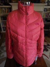 NWT The North Face Women's Aconcagua 550 DOWN Jacket Fall Winter  $160 LARGE