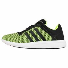 Adidas CC Fresh 2 M ClimaCool Green Black White Mens Running Shoes B22965