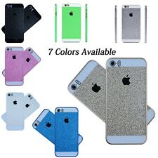 Luxury Spark Bling Glitter Hard Back Case Cover For Apple iPhone 6 5s 5 4s 4 AU1