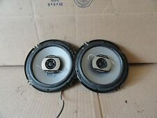 "PIONEER TS-G1643R Two Way Coaxial 6.5"" Pair of Car Speakers 180w Max."
