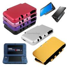 Aluminum Metal Skin Protective Case Cover Shell NEW Nintendo 3DS LL XL 10 Colors