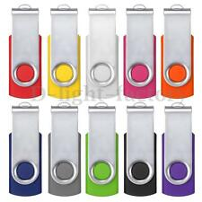 New Swivel 64MB~16GB USB Flash Memory Stick Pen Drive 2.0 Storage Thumb U Disk
