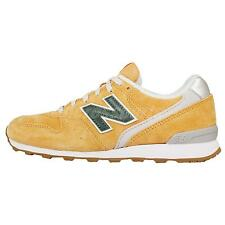 New Balance WR996LB D Wide Yellow Green Womens Running Shoes Sneakers WR996LBD