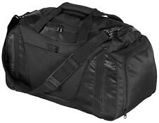 Port & Company Overnight Bag BG1040 Mens Improved Two-Tone Small Duffel NEW