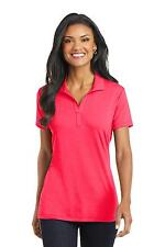 L568 Port Authority Cotton Touch Performance Polo Ladies' Golf Shirt NEW