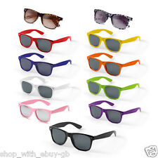 New Wayfarer Sunglasses Vintage Retro Classic Mens Womens Aviator UV400