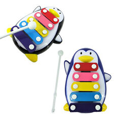 Baby Child Kid 5-Note Xylophone Musical Education Toy Wisdom Development Penguin