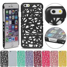 Hollow Candy Bird Nest Snap On Hard Back Case Cover Guard For iPhone 6 5S 4S New