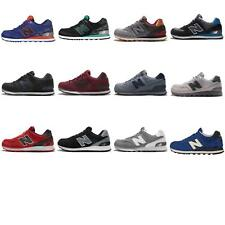 New Balance ML574 D Mens Retro Running Shoes NB Sneakers Trainers Pick 1