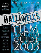 Halliwell's Film and Video Guide 2003,