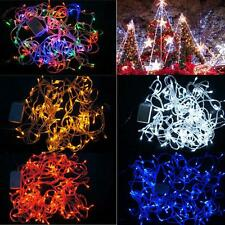 10M  LED color Lights Decorative Christmas Tree Party Festival Twinkle Strings