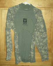 Lot of 3 EUC GI Massif ACU Army Combat Shirt-All MEDIUM-Cheap Domestic Shipping!
